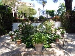 Moorish Palace Gardens