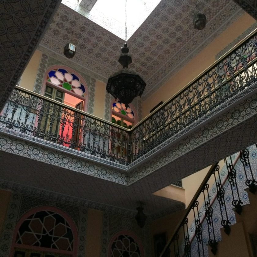 Dar Jameel Interior