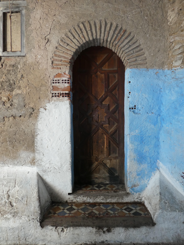 Kasbah Doorway