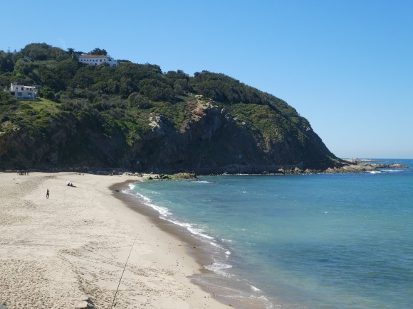 Merkala beach