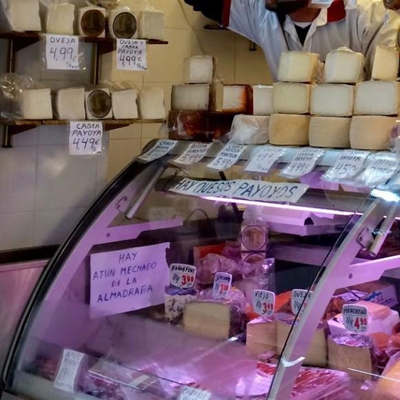 Spanish Cheese market