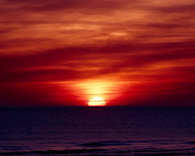 Conil de la Frontera sunset