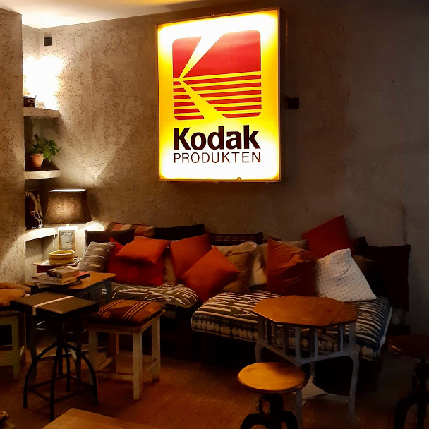 Interior of Kook Hotel Tarifa