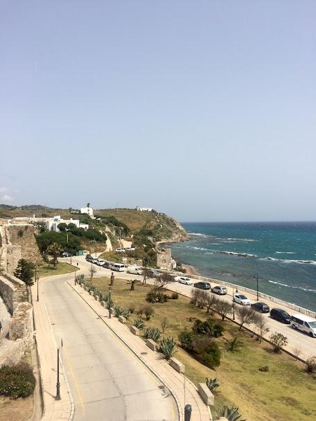 View from Mirador Tarifa