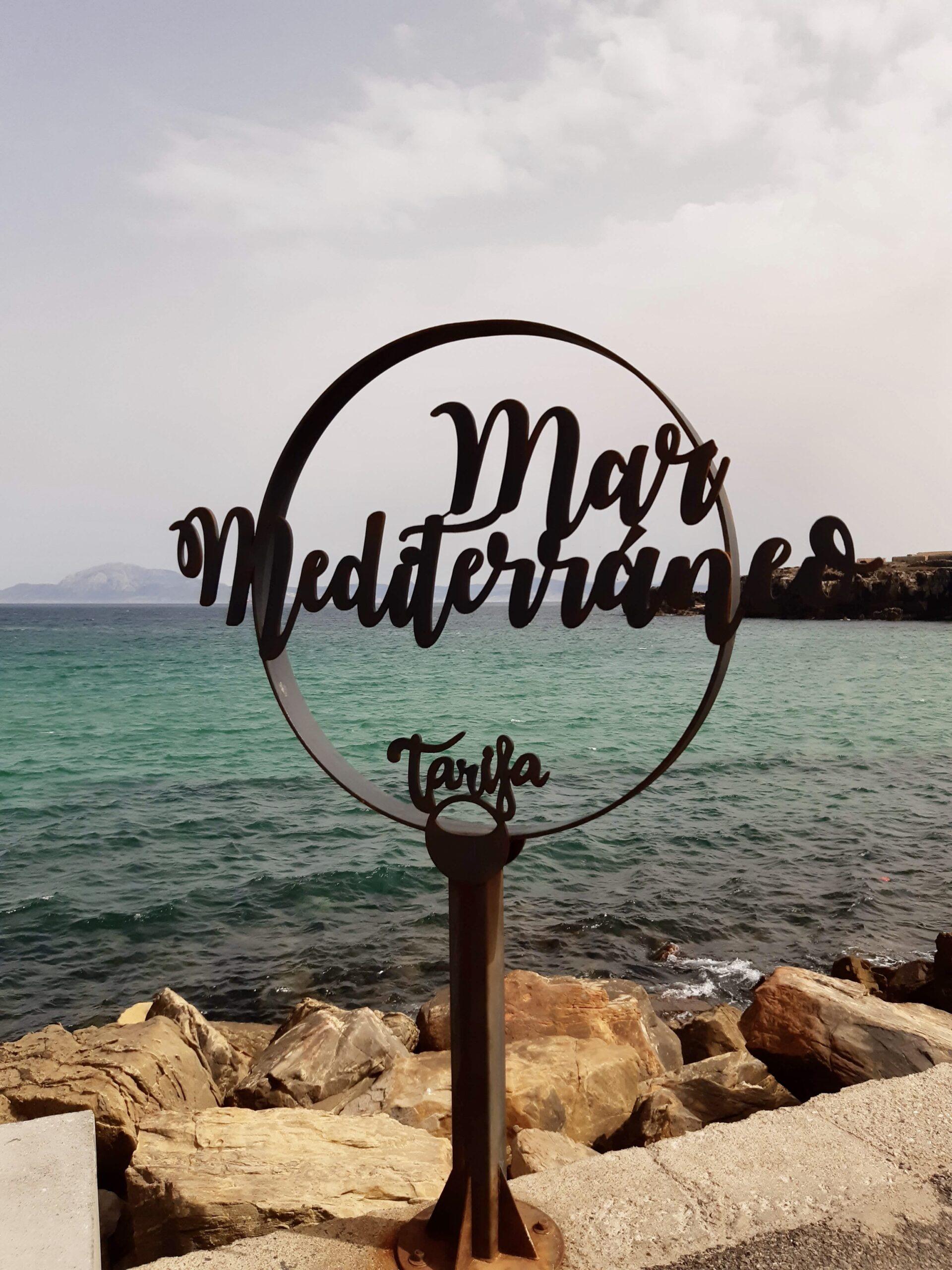 Mediterranean Sea Tarifa