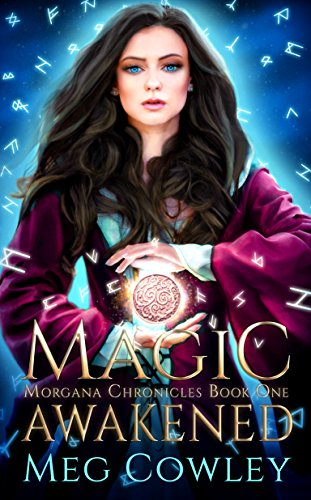 Magic Awakened cover
