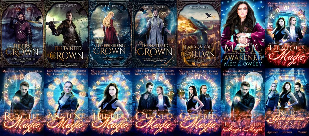 Meg's books