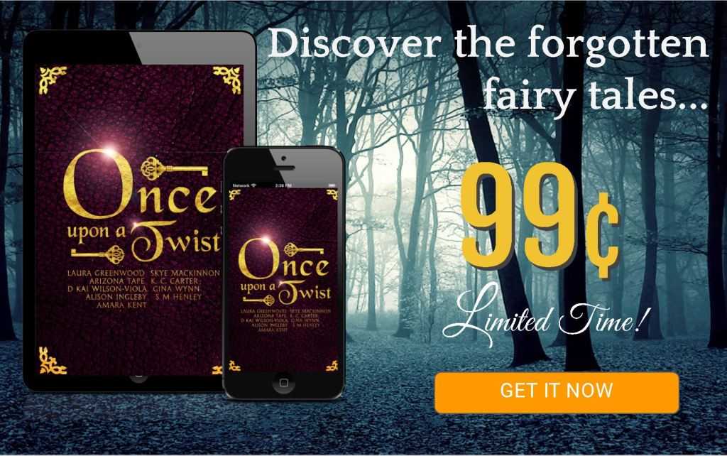 Once Upon a Twist graphic