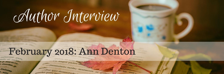 Author Interview: Ann Denton