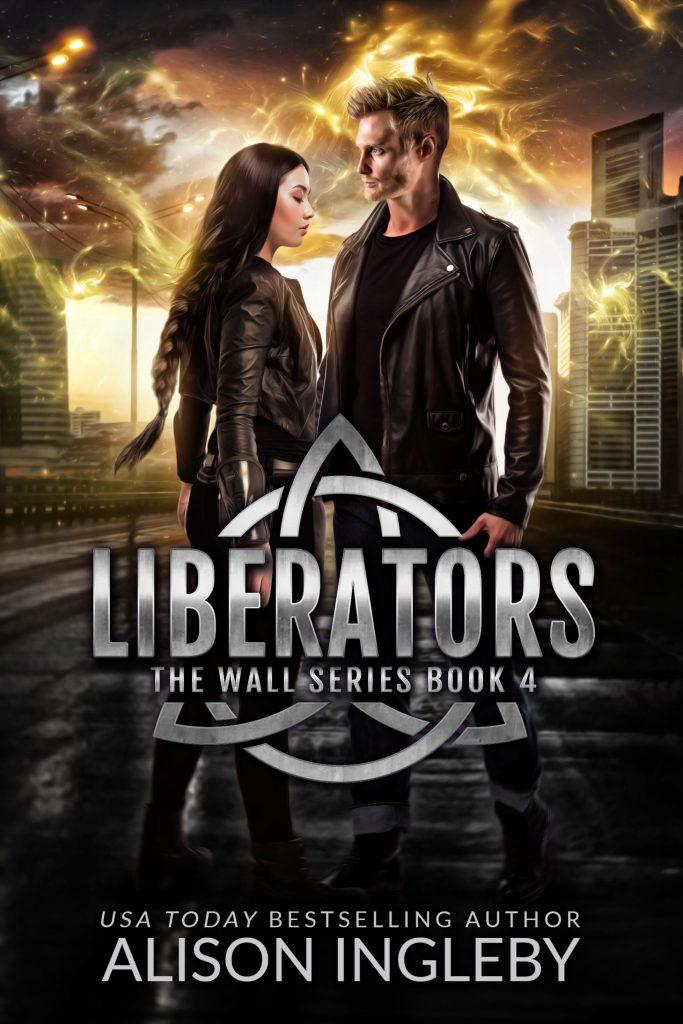 Liberators cover
