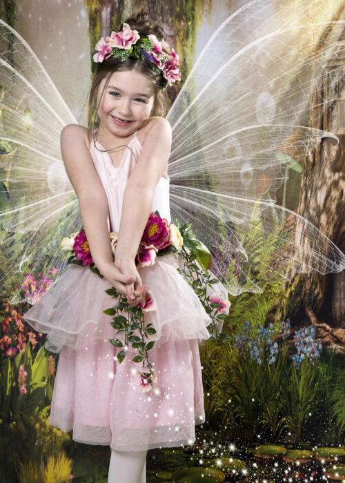 young girls fairy image taken in hull