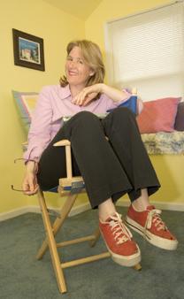 Author Alison Larkin