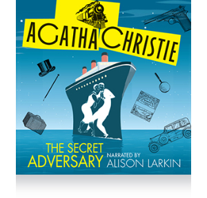 The Secret Adversary Audiobook and Download