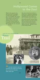 Zoo history trail 6