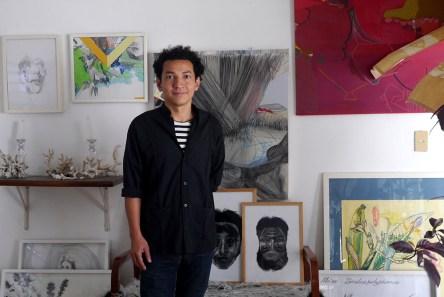 Igor Solis 2015 Artist Studio Tour