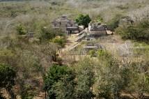 The Mayan ruins Ek Balam