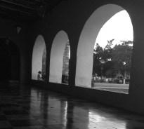Quiet contemplation in Valladolid