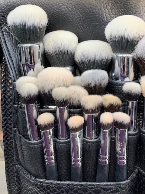 Beauty Hacks for make up brushes