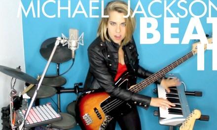 Beat It (Michael Jackson cover) – Ali Spagnola