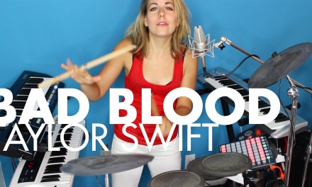 Bad Blood – Taylor Swift (One-Gal Band cover)