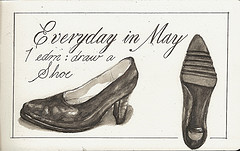 01May10 EDM in EDiM 01 Draw a Shoe