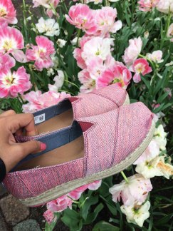 Toms vegan shoes collection