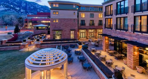 St Julien Boulder