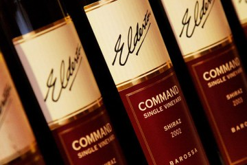 Elderton COMMAND Shiraz