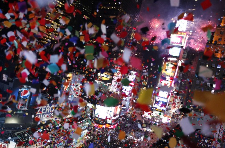 times square new years small