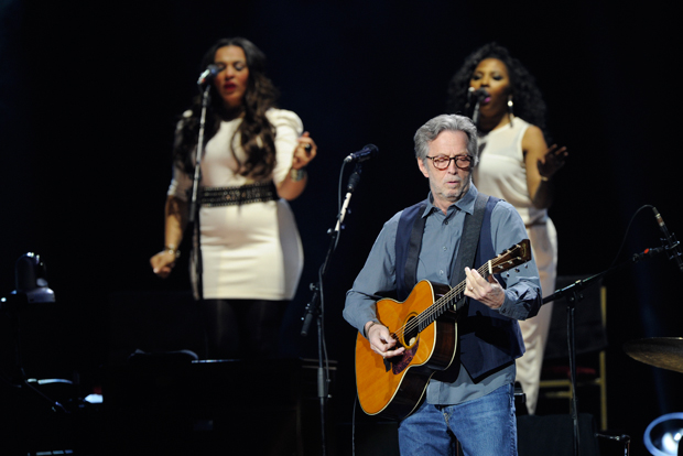 Eric Clapton Mohegan Sun