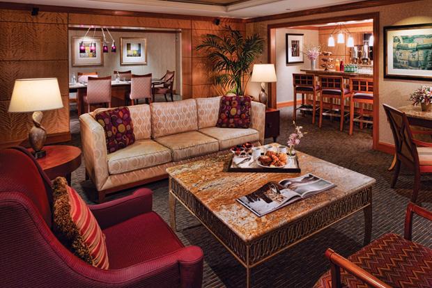Hospitality Suite Mohegan Sun