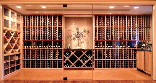 Six steps to starting your luxury wine cellar alister for Wine cellar layout