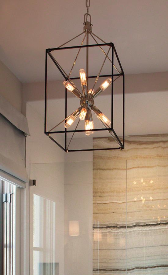 HVL chandelier