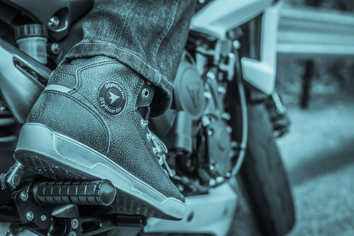 Motorcycle Gear Guide Boots