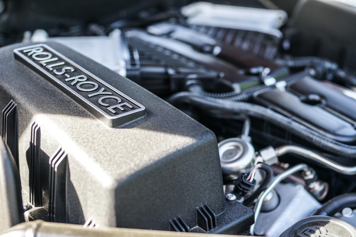 Rolls Royce Wraith Black Badge Edition Photo By Brian Aitken