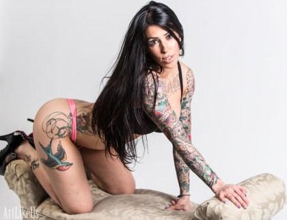 Michelle Lynn - A List Features