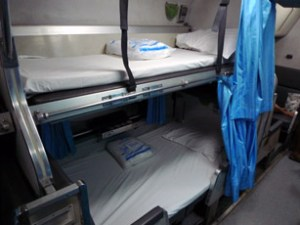Chiang Mai Sleeper Train