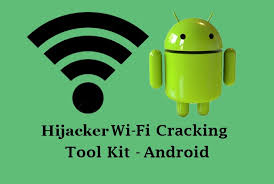 How to Hack A wireless network (wifi) with Hijacker – Reaver For Android Wifi Hacker App .