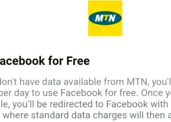 MTN FREE FACEBOOK