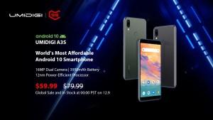 UmidigiA3S price