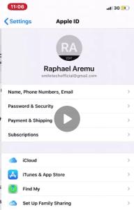 How To Backup Iphone Onto iCloud