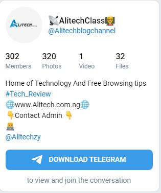 Alitech class