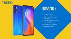 Tecno Spark 5 Review
