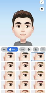 how to create facebook avatar