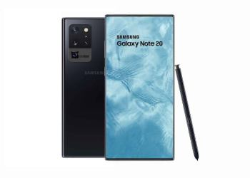 Leaked Samsung Galaxy Note 20
