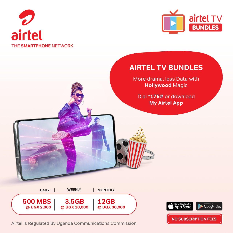 Airtel TV App Free Data