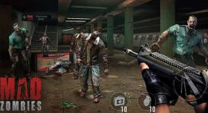 Mad zombies mod apk download