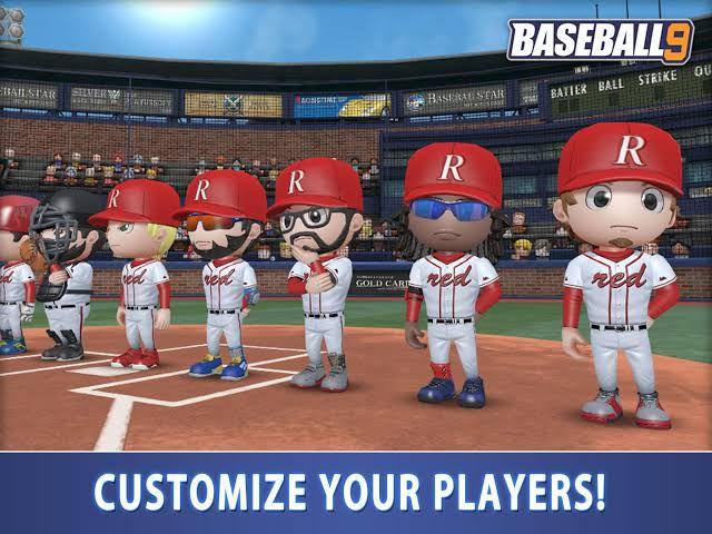 Baseball 9 mod apk latest download