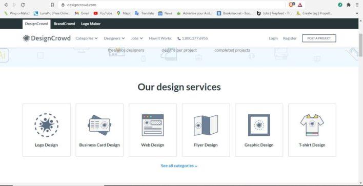 Designcrowd.com review