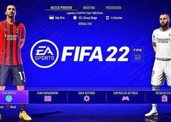 fifa 22 apk + obb fifa 2022